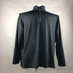 🦈 Greg Norman PlayDry 1/4 zip pullover XL